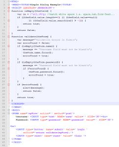 Canoo Webtest: testovanie JavaScriptových dialógov
