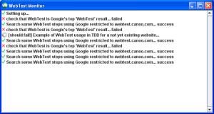 Canoo Webtest: Testy nikdy nebežia dostatočne rýchlo